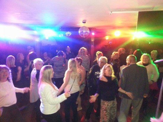 Bonanza Show Bar: Opening party was fab