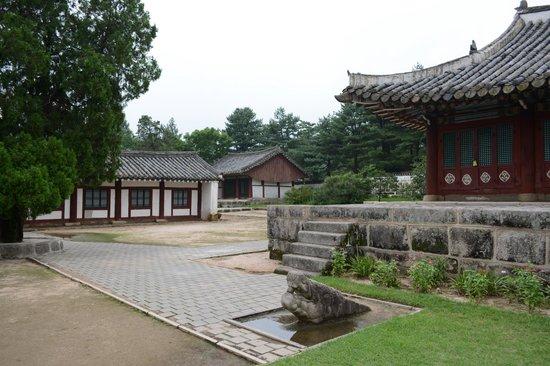 Kaesong, Kuzey Kore: Территория
