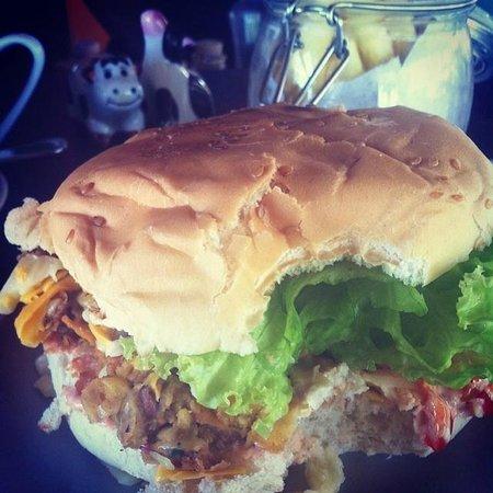 VacaBar: Veggie Burger