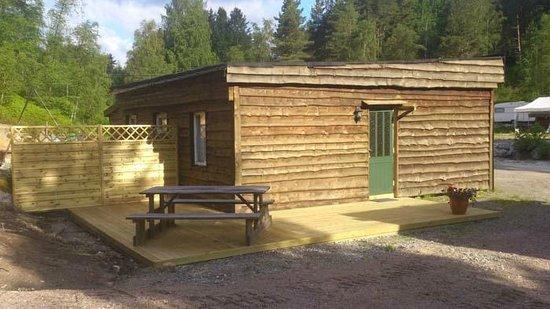 Oddestemmen Steinsliperi og Camping: Домик 3