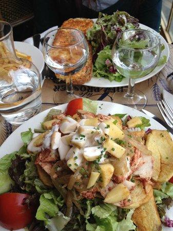 Chez Prosper : piatto tipico