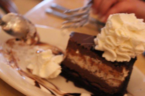 The Cheesecake Factory: Cheesecake I