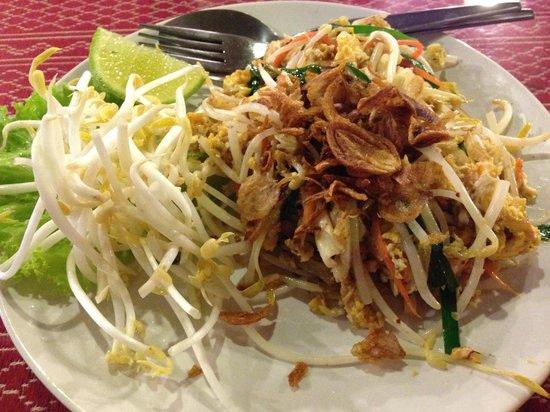 Barrab : Pad Thai
