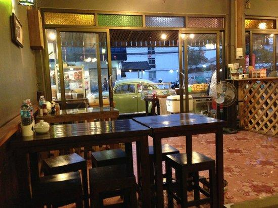 Barrab : Restaurant