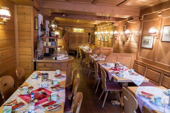 Hotel-Gasthaus Zur Kanne: Frühstücksraum