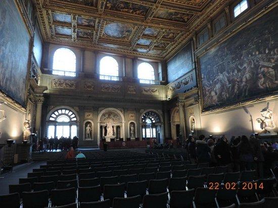 Palazzo Vecchio: Seat of the government