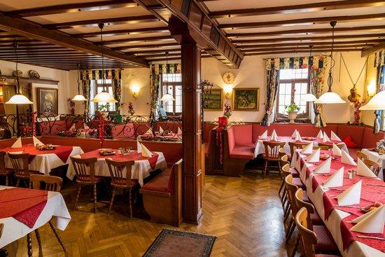 Hotel-Gasthaus Zur Kanne: Lokal