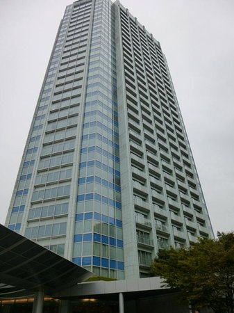 The Prince Park Tower Tokyo: ザ・プリンス・パークタワー東京外観