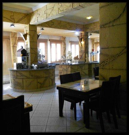 Gardenia Plaza Resort: Dining area