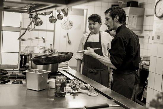 Hotel-Gasthaus Zur Kanne: beste Köche :-)