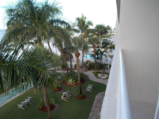 Best Western Plus Beach Resort: View from room