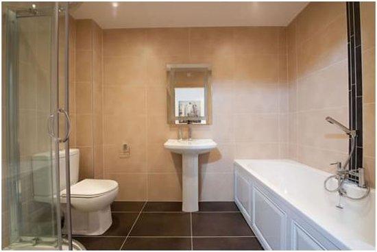 Westville Watersedge Apartments: Bathroom