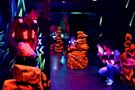 Laserzone Castleford England Top Tips Before You Go