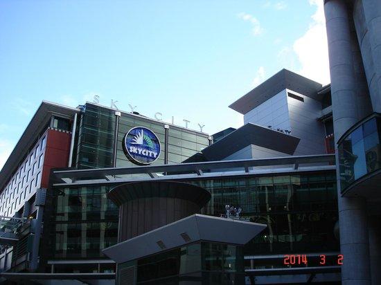 SKYCITY Hotel: The hotel