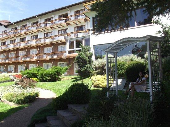Hotel Alpestre: lindo