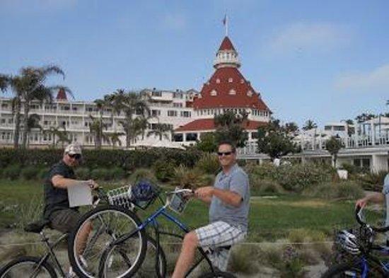 Where You Want to Be Tours: A biking tour to secret spots in Coronado