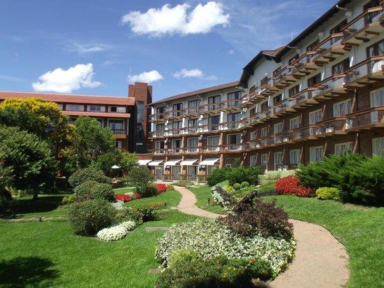 Hotel Alpestre: excelente