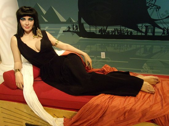 Madame Tussauds Hollywood: ONE OF MY FAVORITES