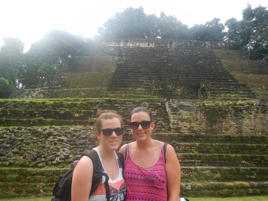 Belize Cruise Excursions: Ruins
