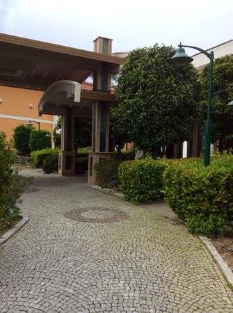 Crystal Paraiso Verde Resort & Spa: Entrance