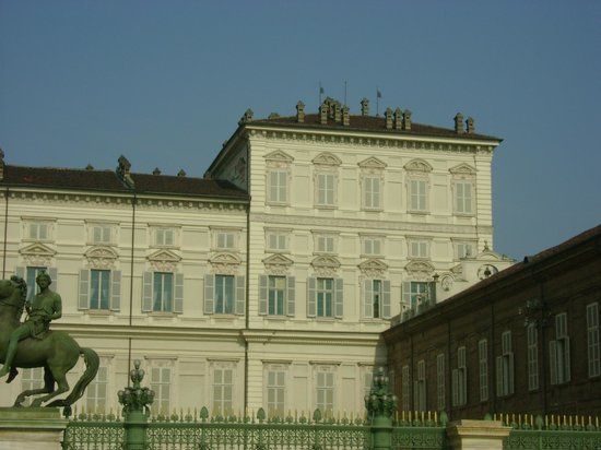 Piazza Castello : Palazzo Reale