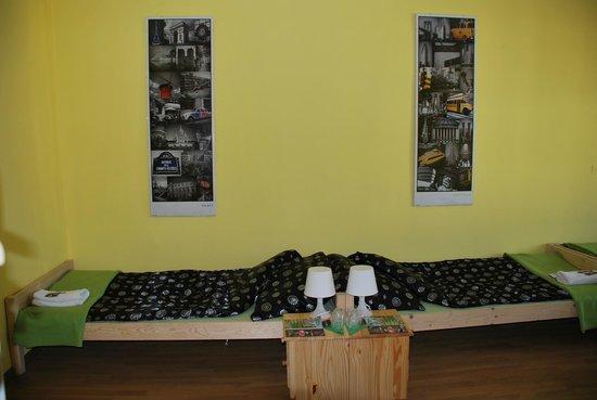 Hostel Jezyce - Poznan: Pokój sześcioosobowy