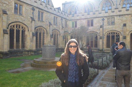 inside court изображение оксфордский университет