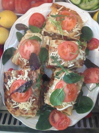 Cafe Panini: Lasange