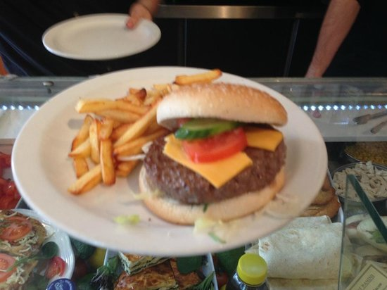 Cafe Panini: Burgers