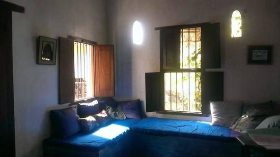 Subira House: Interior of Room