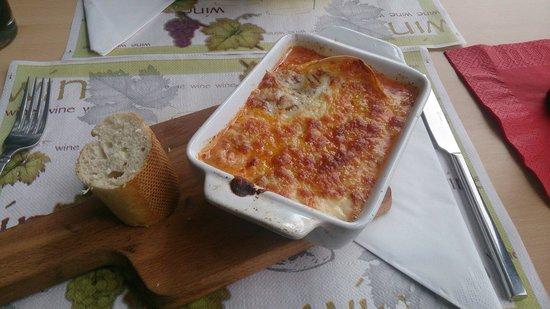 Le Delicatezze Di Bruno : Lasagne