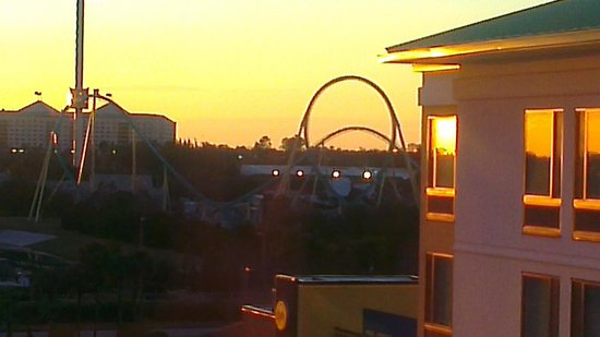 SpringHill Suites Orlando at SeaWorld® : Cool views