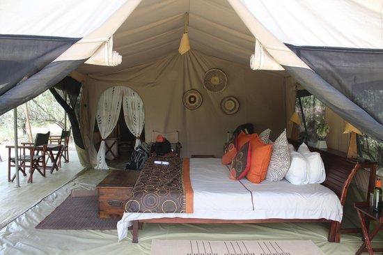Leleshwa Camp: Our Room