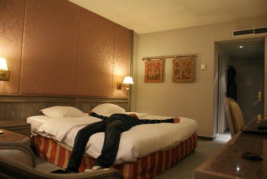 NH Brugge: chambre