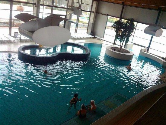 Piscina interna picture of hotel balnea superior dolenjske toplice tripadvisor - Hotel corvara con piscina interna ...