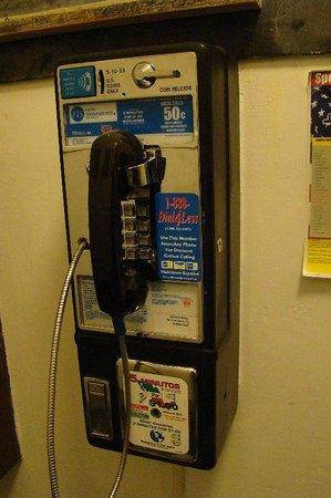 HI San Francisco Fisherman's Wharf: Téléphones