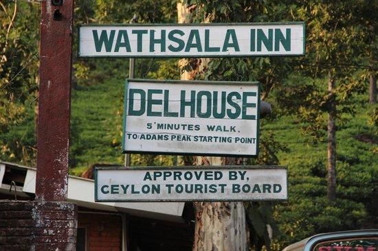 Wathsala Inn : Endroit detestable