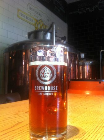 Brewhouse & Kitchen - Portsmouth: Outstanding Beer