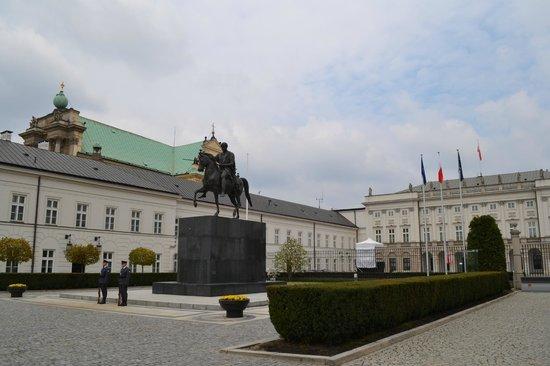 Presidential Palace (Palac Prezydencki) , Varsavia