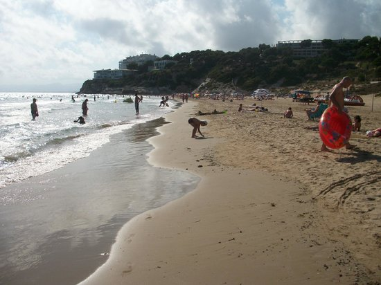 4R Playa Park: plaża tuż przy hotelu Playa Park