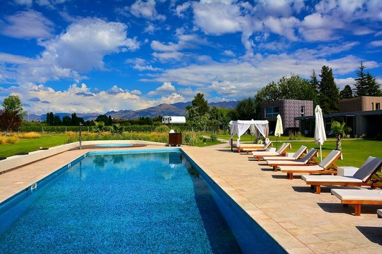 Entre Cielos Luxury Wine Hotel & Spa