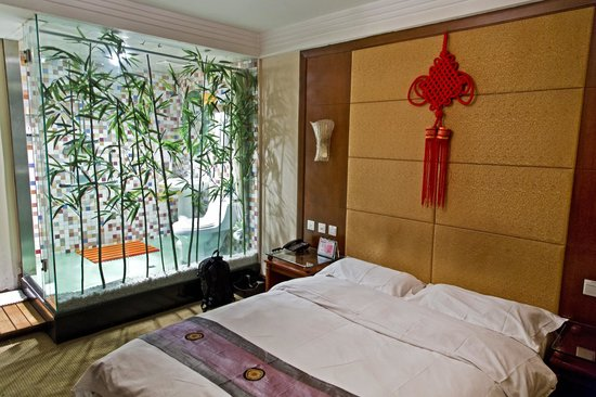 Tianzhi Hotel Harbin: Our second room - a world of difference