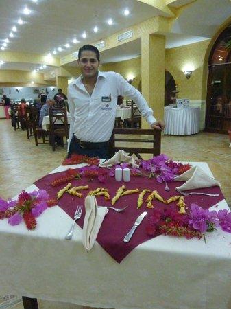 Tropitel Dahab Oasis : Kareem's birthday
