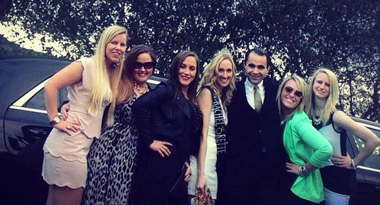 Napa Valley Wine Country Tours : The girls with Murad!