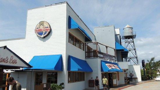 Bubba Gump Shrimp Co.: Restaurant Bubba Gump