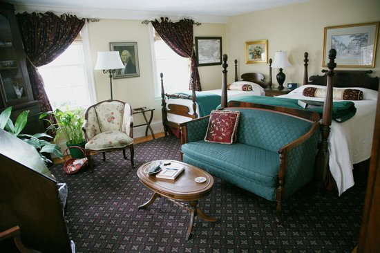 Martin Hill Inn: Classic room