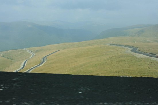 Transalpina Road: Road of the King