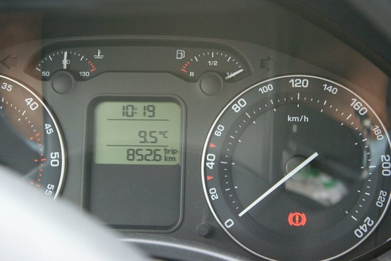 Transalpina Road: Temperature on August the 7th, at 2.100 m above sea level, 10:19 hours!!
