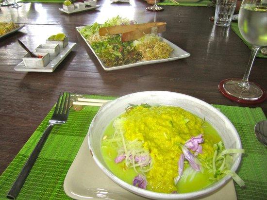 Maison Polanka : Excellent Cambodian food