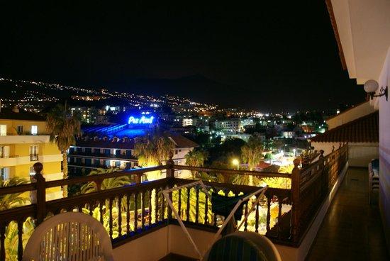 Apartamentos Casablanca: Vue balcon